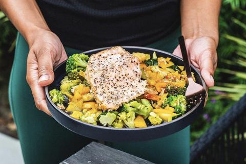 อาหารที่สดและสะอาดจะดีต่อสุขภาพอย่างยิ่ง